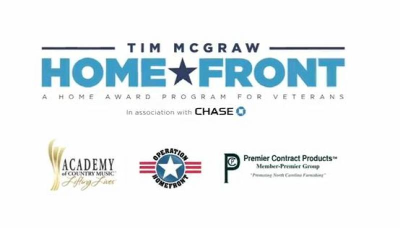 ACM Lifting Lives: Tim McGraw - Operation Homefront