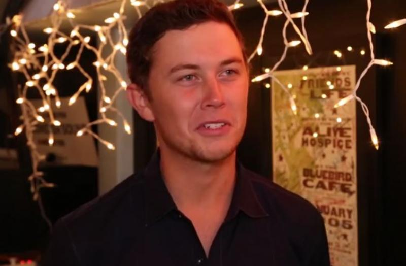 The Bluebird Cafe with Scotty McCreery - ACM Lifting Lives Music Camp 2015