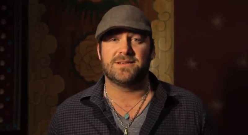ACM Lifting Lives My Cause: Lee Brice - Folds of Honor
