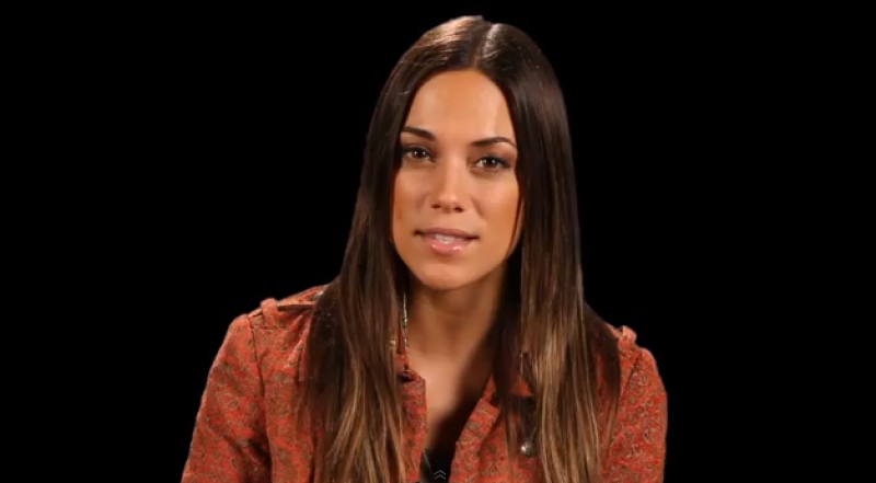 ACM Lifting Lives My Cause: Jana Kramer - St Jude Childrens Research Hospital
